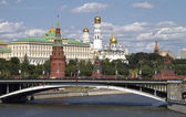 The center of Moscow — Stock Photo