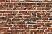 Trama di muro di mattoni — Foto Stock