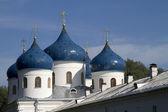 Novgorod the Great, Russia — Stockfoto