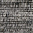 Shingle aged wooden background — Stock Photo