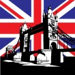 London Bridge - Imagen vectorial