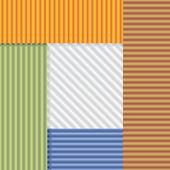 Paper frame — Stockvektor