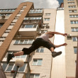 Parkour - Stock Photo