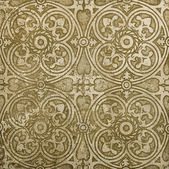 Ornamental tile old — Stock Photo