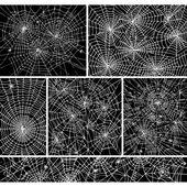 Web background pattern set 1 — Stock Vector