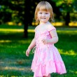 Little girl — Stock Photo #3870650