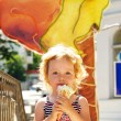 Sweet ice cream — Stockfoto #2889244