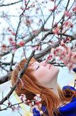 Zapach wiosny — Zdjęcie stockowe