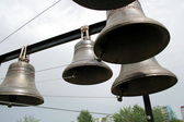 Bells for the bell tower — Stock Photo