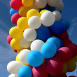 Stock Photo: Festival balloons