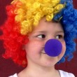 Little clown — Stock Photo #2775169