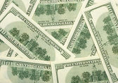Dollars - business background — Stock Photo