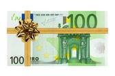 деньги и лук — Стоковое фото