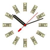 Business-Uhr — Stockfoto