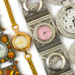 Group of woman watches — Stockfoto
