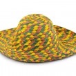 Stock Photo: Retro sombrero