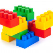 Abstract toy construction — Stock Photo #4234461