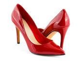 赤い靴 — ストック写真