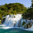 Royalty-Free Stock Photo: Waterfall in Croatia