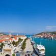 Town Trogir in Croatia — Stock Photo #4253546