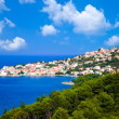 Town in Croatia — Stock Photo #4254756