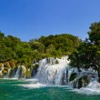 Royalty-Free Stock Photo: Waterfall KRKA in Croatia