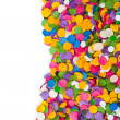 Confetti background — Stock Photo #4256369