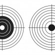 Stock Photo: Two sport targets