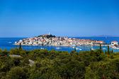 Town Primosten in Croatia — Foto de Stock