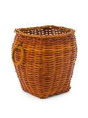 复古木篮 — 图库照片