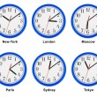 Clocks — Stock Photo #4260040