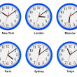 Clocks — Foto Stock #4260040
