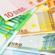 Euro money background — Stock Photo #4274457