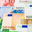 Euro money background — Stock Photo #4277242