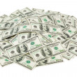 Heap of money - Stock Photo