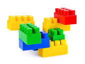 Abstract toy construction — Stock Photo