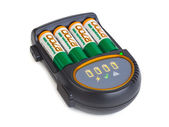 Battery charger — Stock Photo