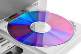 计算机 cd-rom — 图库照片