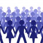 Business teamwork concept — Stock Photo