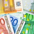 Euro money background — Stock Photo #4283661