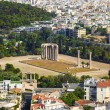Temple of the Olympian Zeus at Athens, Greece — Stock Photo #4305897