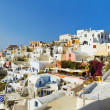 Santorini view (Oia), Greece — Stock Photo