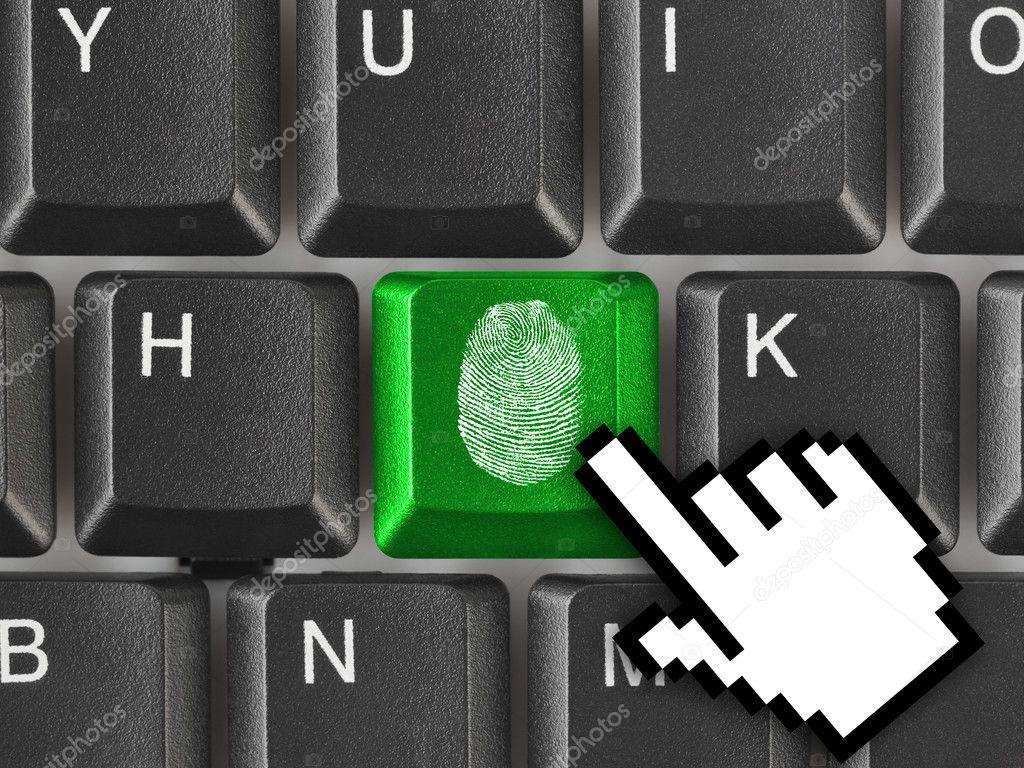 кнопка на клавиатуре  № 661238 бесплатно