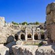 Постер, плакат: Ruins of temple in Corinth Greece