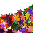 Mulicolored stars pattern — Stock Photo #4954840