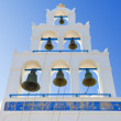 Stock Photo: Santorini belltower (Oia), Greece
