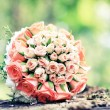 Wedding bouquet — Stock Photo #3656322