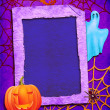 Halloween background — Stock Photo #3824811