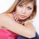 Fashion teenage girl — Stock Photo #2757745