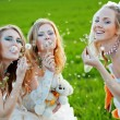 Young brides — Stock Photo #2767770
